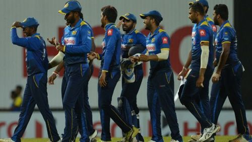 Sri Lanka knocked out in the group stages of the 2018 Asia Cup