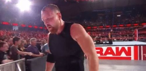 What will the explanation be next week on Raw?