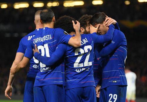 Chelsea v Vidi FC - UEFA Europa League - Group L