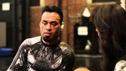 Bold claims from Eddie Bravo