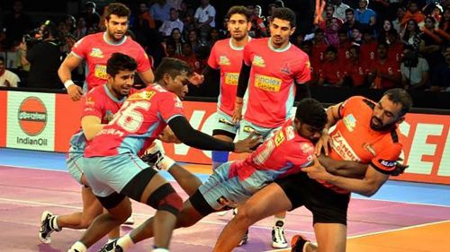Anup Kumar will be leading the Jaipur Pink Panthers in PKL Season 6
