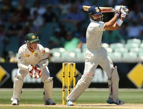 Virat Kohli's innings of 141 vs Australia in Adelaide is considered as one of the best played in the 4th innings of a Test Match
