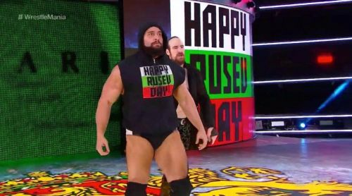 Rusev and En