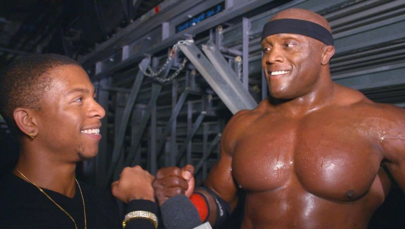 Heel Lashley is a real threat to Roman Reigns