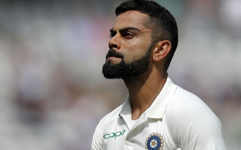 There is nothing wrong that Virat can do at the moment.