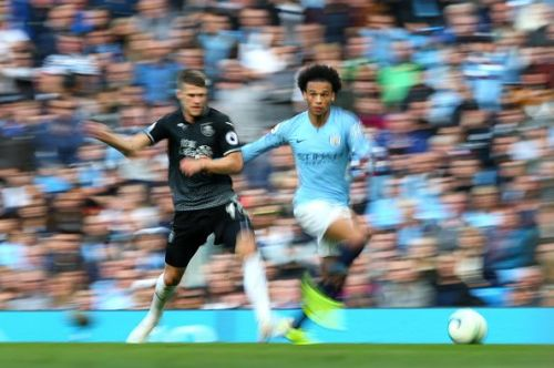 Lorey Sane is among the best young wingers in Europe