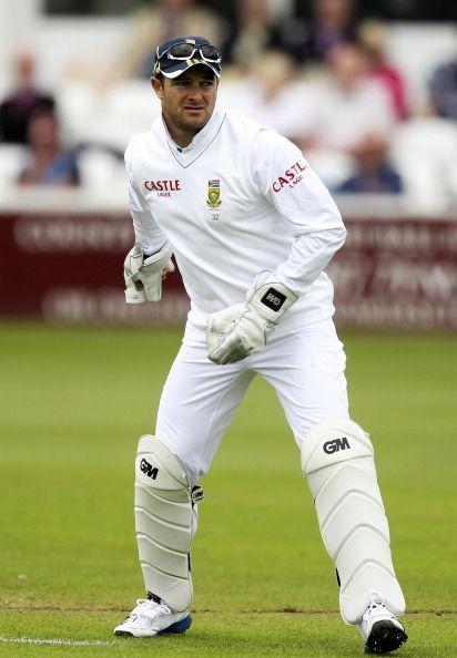Boucher was one of the best wicket-keeping batsmen of his generation