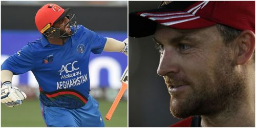 The likes of Mohammad Shahzad and Brendon McCullum will be in action