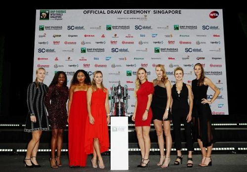 BNP Paribas WTA Finals Singapore presented by SC Global - Previews