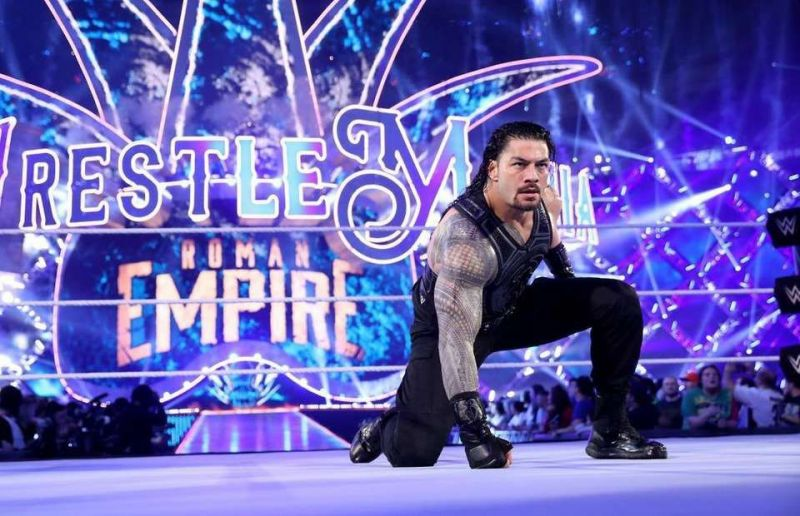 Could Roman Reigns headline WrestleMania for the fifth time in a row?