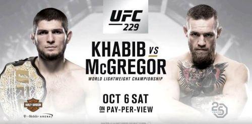 Image result for khabib nurmagomedov vs conor mcgregor poster