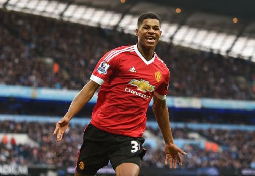 Rashford's raw talent needs to be unleashed more by Mourinho