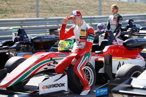 Fia F3 Europe Testing In Spielberg