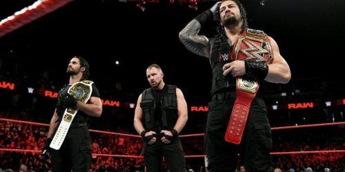 The Shield, WWE,