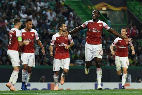 This was Arsenal's first away win in Portugal in their last 6 visits there