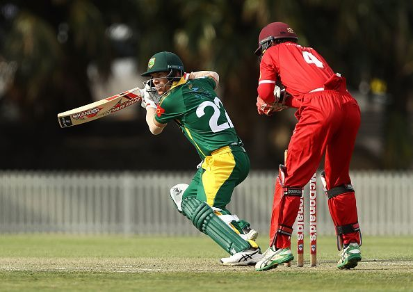 Randwick Petersham v St George - NSW Club Cricket