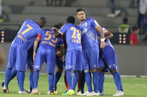 Mumbai City FC (Image credits: ISL)