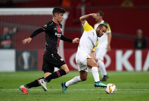 Bayer 04 Leverkusen v AEK Larnaca  - UEFA Europa League - Group A