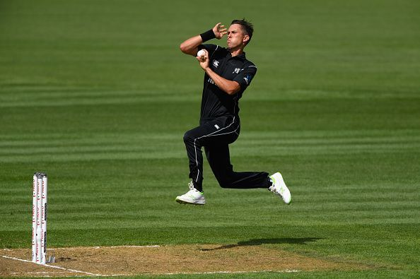 New Zealand v England - 3rd ODI