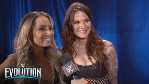 What was even the point of Trish Stratus and Lita returning to WWE?