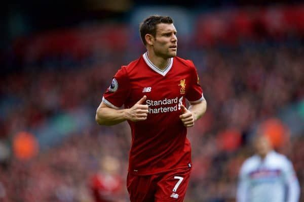 James Milner the most underrated English footballer