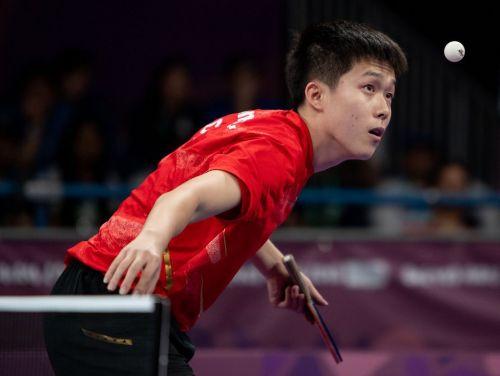 Gold medalist Chuqin Wang of China(Image Courtesy: IOC)