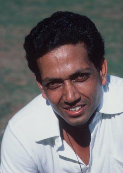 NOV 1984: PORTRAIT OF MOHINDER AMARNATH OF INDIA.
