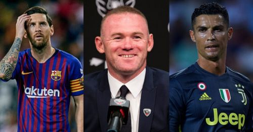 Wayne Rooney reveals who he thinks is the best player