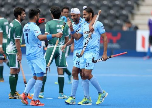 India and Pakistan meet in a final for the first time this calendar year