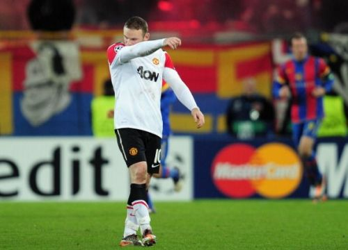 Wayne Rooney made it happen on the day