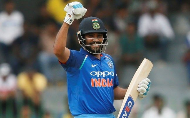 Image result for rohit sharma odi