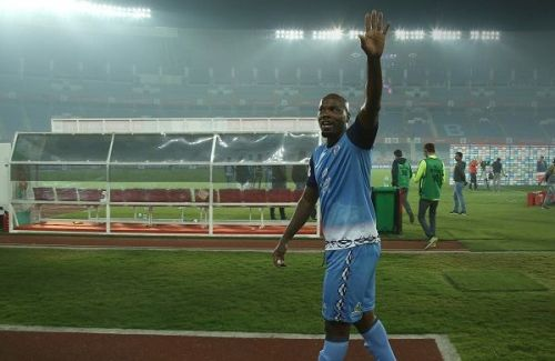 Andre Bikey signed for ATK from Jamshedpur FC (Image: ISL)