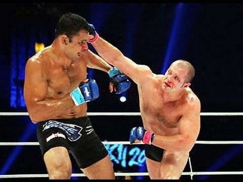 Watching Fedor fight could be seen as MMA's equivalent of watching Roger Federer in tennis action