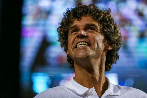 Gustavo Kuerten, a three-time Roland Garros champion, is the only Brazilian to win a Grand Slam in the open era