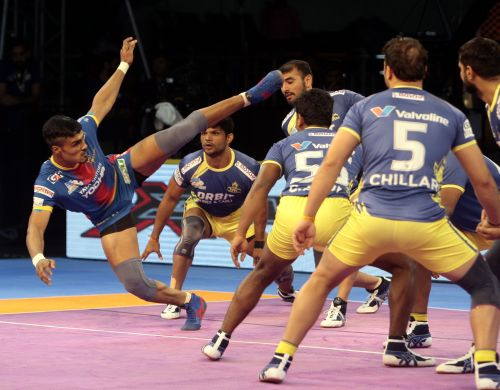 The Yoddha were impressive in their win over the Thalaivas