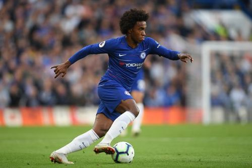 Willian's powers seem to be on the wane