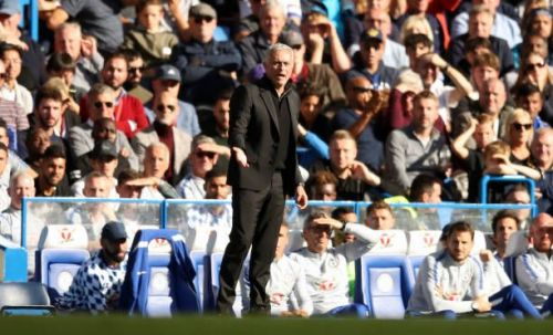 Manchester United unluckily settled for a draw at Stamford Bridge