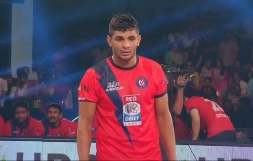 Rohit Kumar has also played for the Dabang Delhi
