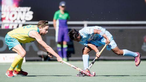 Vivek Sagar Prasad in Action - Youth Olympics 2018