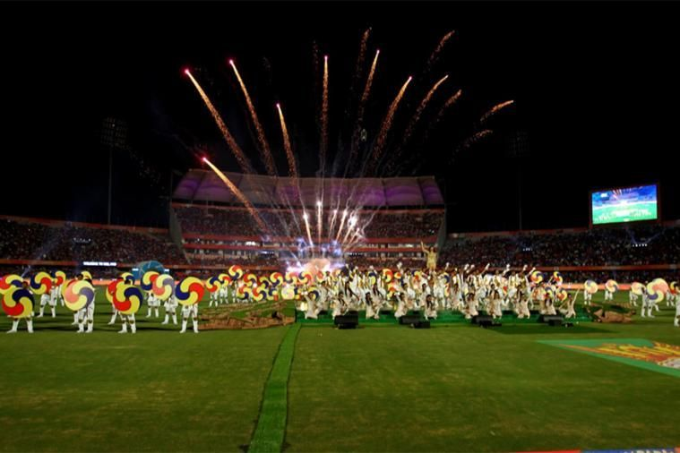 Holkar Stadium, Indore