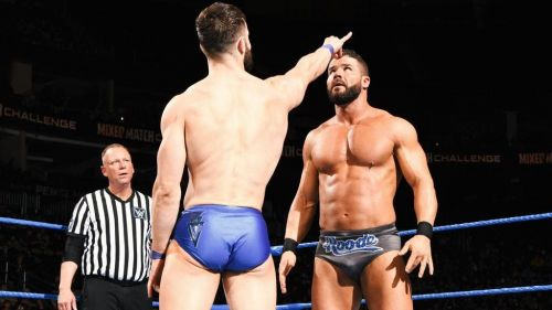 Bobby Roode and Finn Balor are both currently stuck with no direction