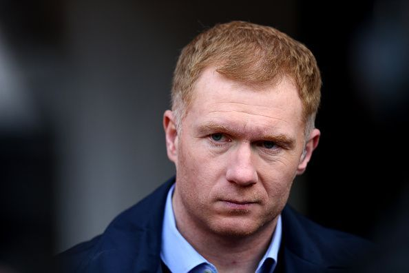Scholes also went on to speak about the dismal crisis his former club is in
