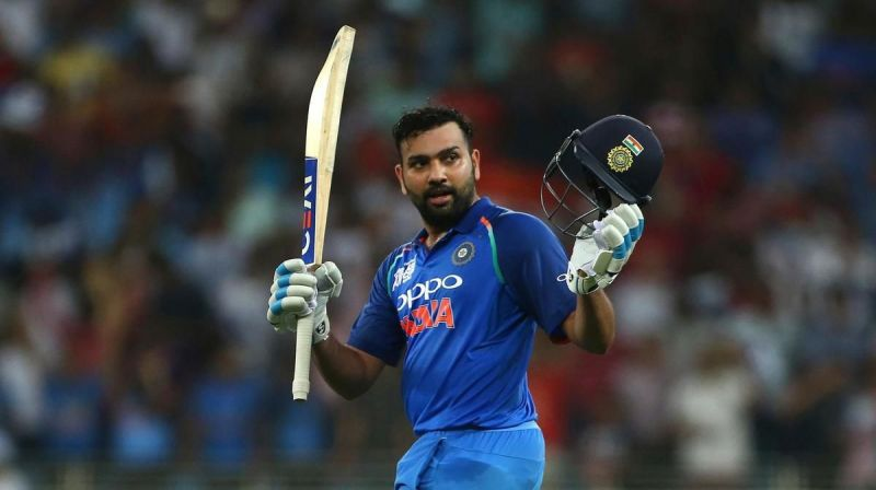 Rohit Sharma has seven 150 + scores to his name in ODI cricket!