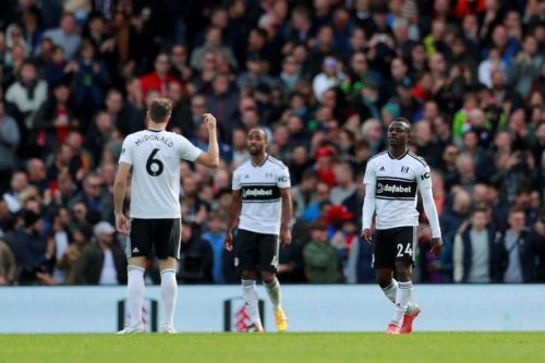 Fulham capitulated in the heavy defeat to Arsenal
