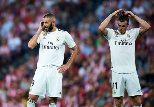 Benzema and Bale have failed to capitalize on their good start to the season