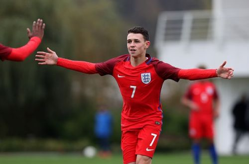 England have even more options for the future, including Phil Foden