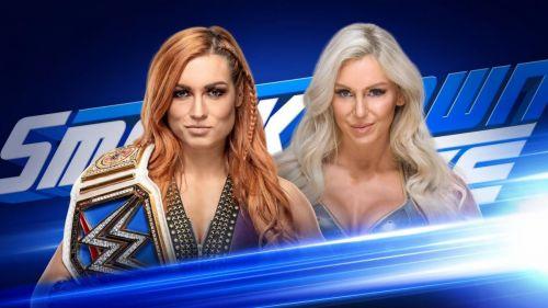 Charlotte Flair vs Becky Lynch