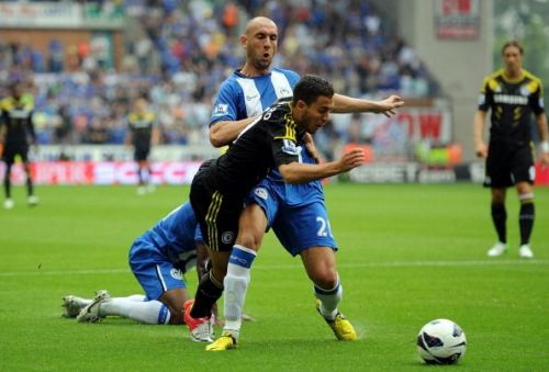 Wigan Athletic v Chelsea - Premier League