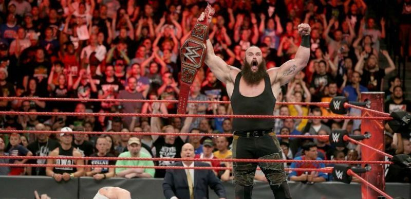 Strowman could be the next Universal Champion