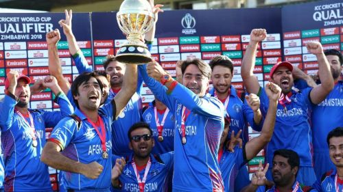 Image result for afghanistan icc qualifier